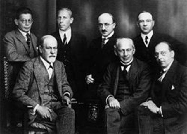 Vienna Psychoanalytic Society First Meets