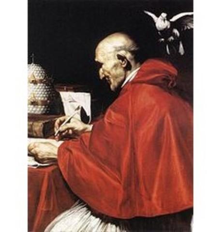 """Sant Gregori """"El Gran"""""""