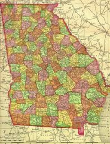 Georgia founded