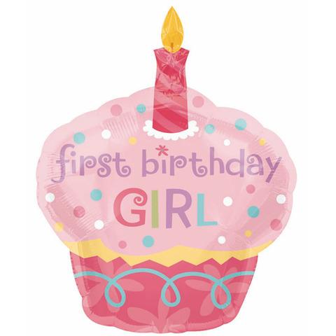 J'ai eu mon premier anniversaire.