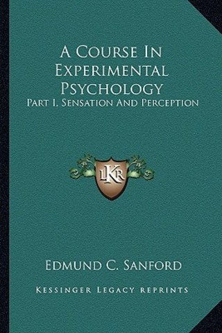 Edmund Sanford creates the first experimental psychology lab manual.