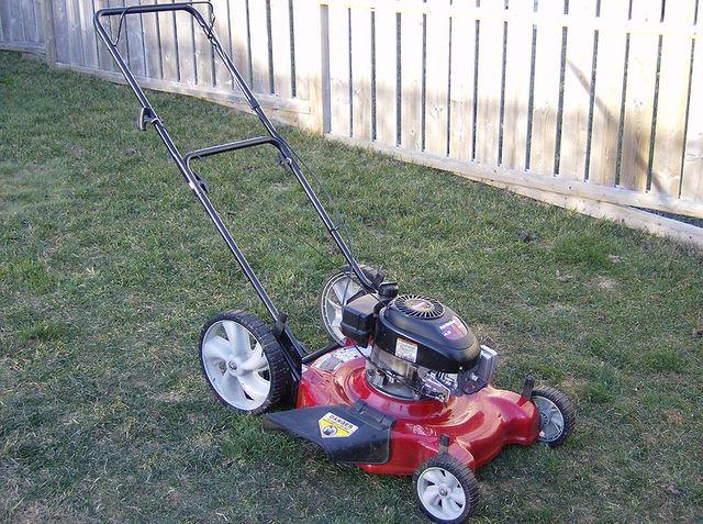 Motor Lawn Mower
