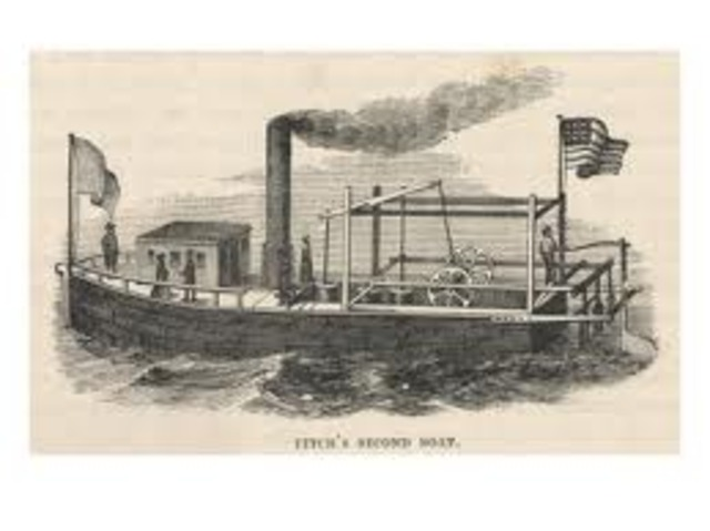 fitch steamboat