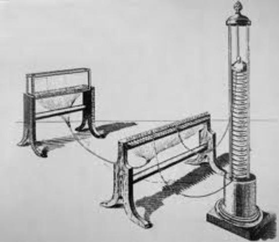 Samuel Soemmering Telegraph