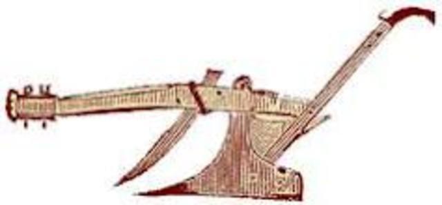 Iron Plow (Interchangable Parts)