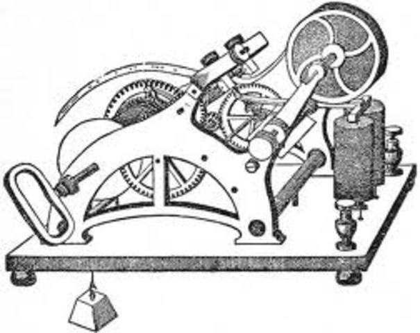 Electromagnetic telegraph