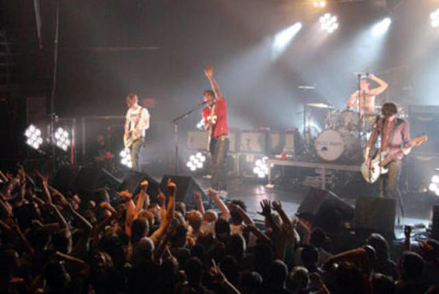 I see Bloc Party perform live at LEGENDARY First Avenue in MSP on my birthday.