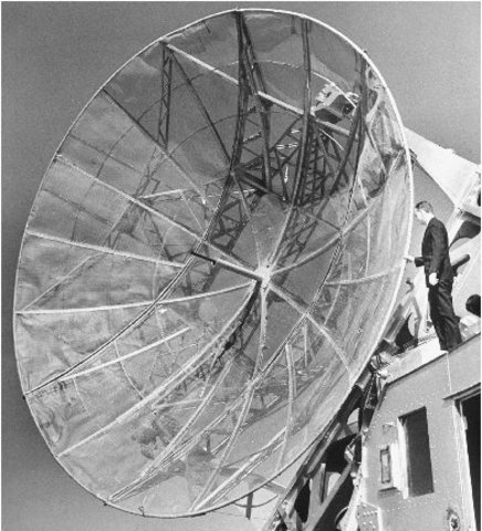 The First Radio Telescopse Was Invented