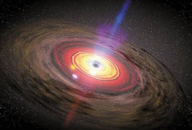 Black Holes Discovered