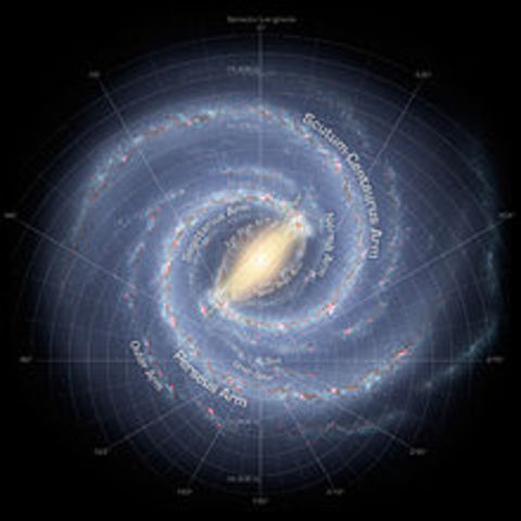 Milky Way is Mapped