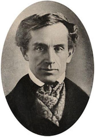 Birst of Smauel Morse