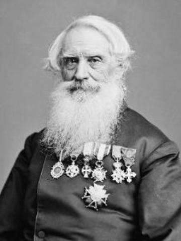 Death of Samuel Morse