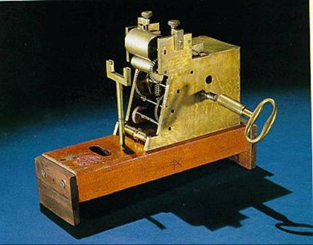 the improved telegraph