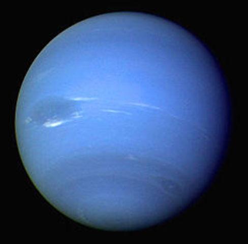 Neptune is Found