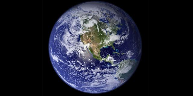 The Earth Rotates