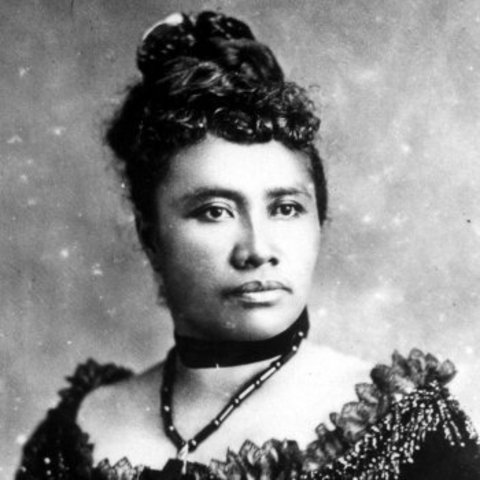 Queen Liliokuani becomes leader of Hawaii