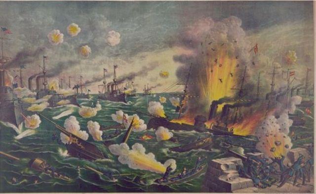 Battle in Manila Bay