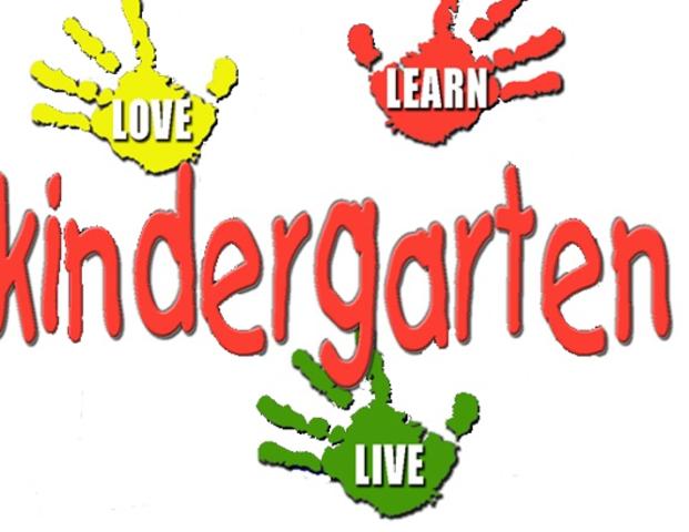 Sarah starts Kindergarten!