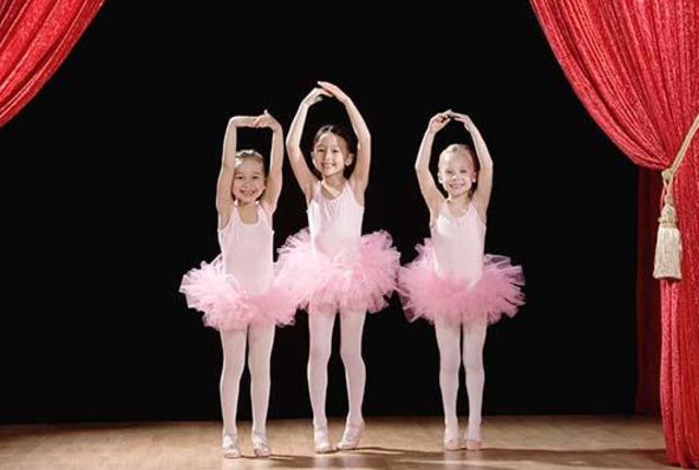 Sarah's First Ballet Recital