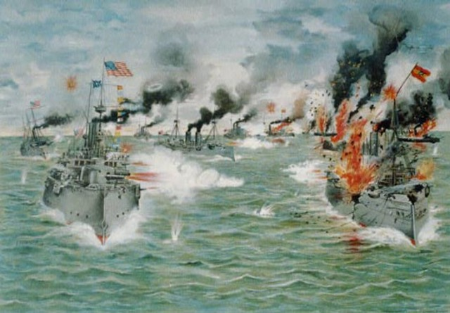 Battle of Manilla Bay