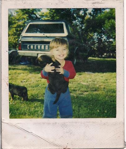 Hace catorce años que recibí un perro.