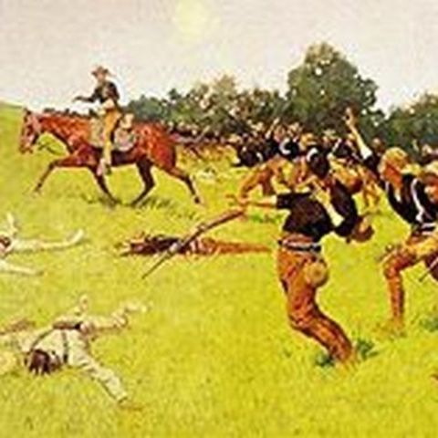 The Spanish-American War takes place.