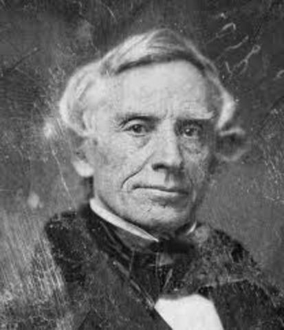 Samuel Morse was born on april 27, 1791