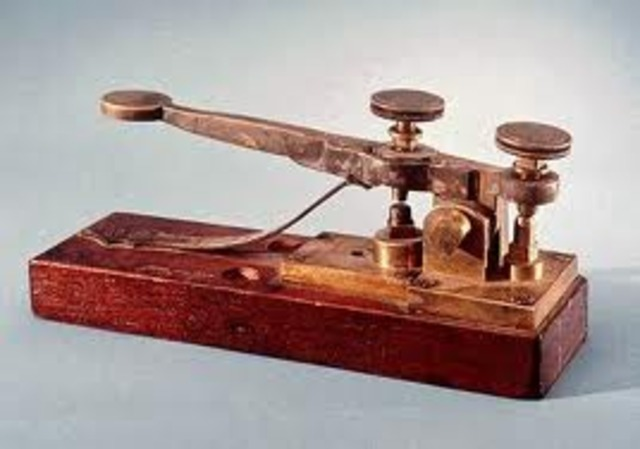 he made the fully functional telegraph on may 1, 1849 and why
