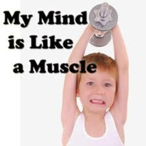 """""""Mind-as-a-Muscle"""" metaphor"""