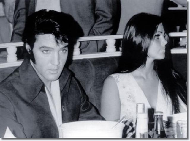 Elvis met his future wife, Priscilla Beaulieu