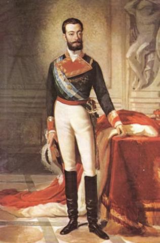 Amadeo I de Saboya, Rey de España
