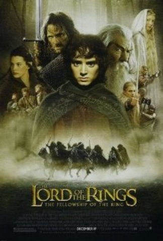 Saw Lord of the Rings with my sister
