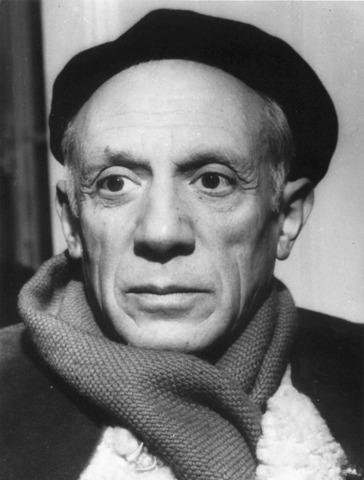 Nace en Málaga Pablo Picasso