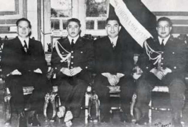 Consejo de gobierno revolucionario