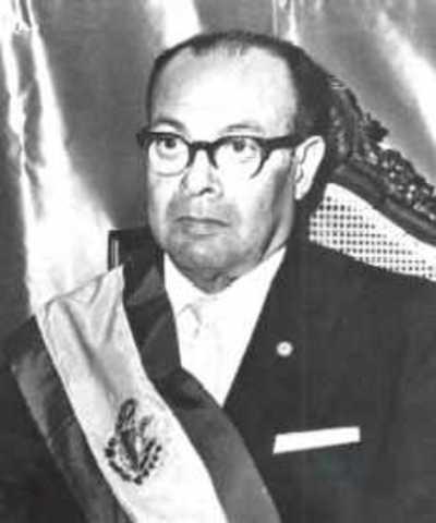 Doctor Rodolfo Cordon CeaPresidente provisorio