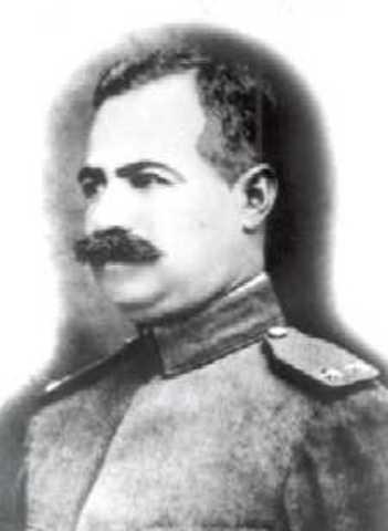 General Andres Ignacio Menéndez Presidente privisorio