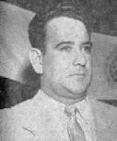 Teniente Coronel José María Lemus