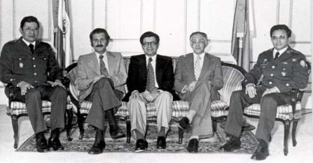 Primera Junta Revolucionaria de Gobierno