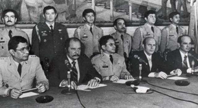 Segunda Junta Revolucionaria de Gobierno