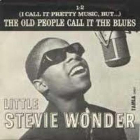 Stevie  Wonder  was born in Saginaw, Michigan