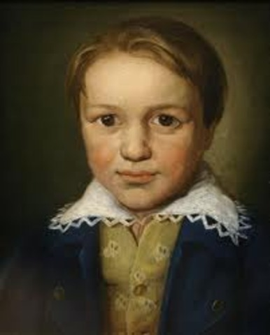 Beethoven was born in bonn,Garmany  dec. 17 1770
