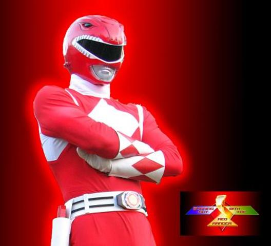 To become a Red Power Ranger