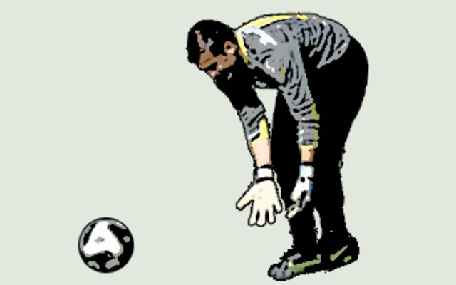 Back passes to the Goalkeepers