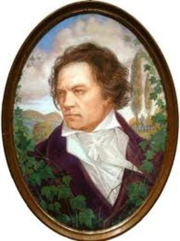 beethoven become's sike agin