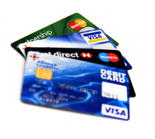 First credit card invented