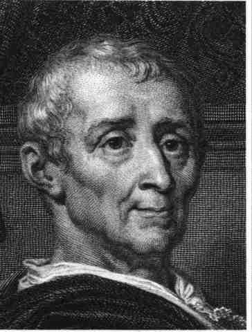 The Spirit of the Laws- Montesquieu