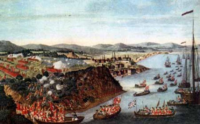 Attack on Quebec