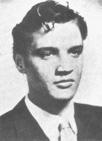 Elvis Graduated