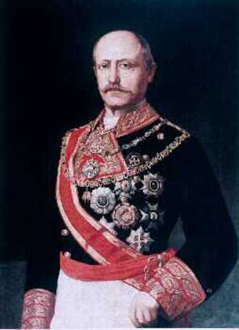 Francisco Serrano Domínguez es nombrado presidente
