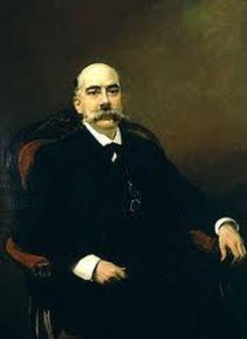 Emilio Castelar es elegido presidente de la I República Española